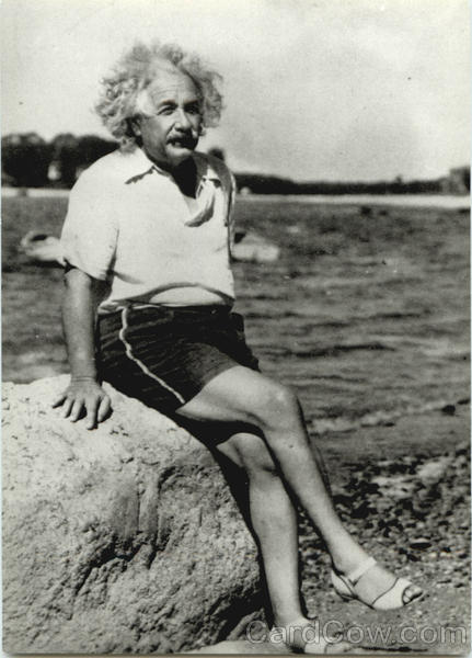 birthday - einstein