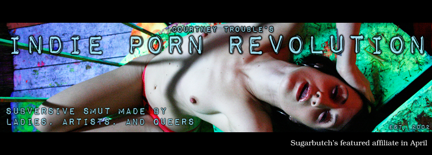 Giveaway! Want a membership for Indie Porn Revolution? Of course you do.