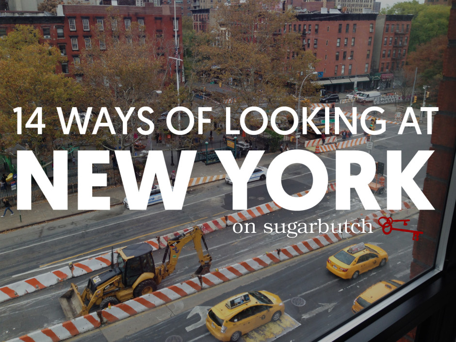 14 ways of looking at New York