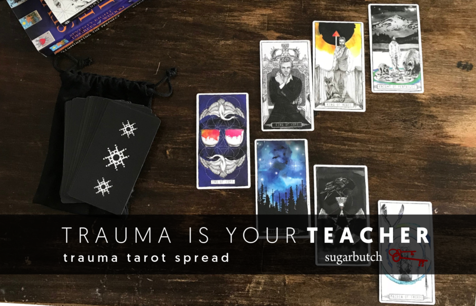 Trauma Is Your Teacher