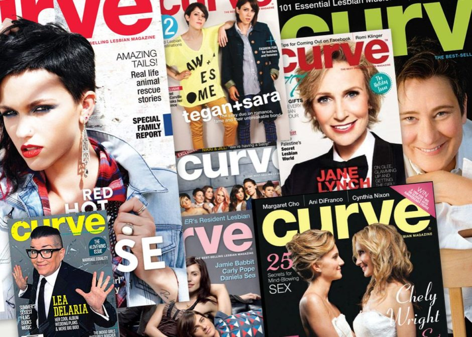Ahead of the Curve: The Documentary Film About Curve Magazine