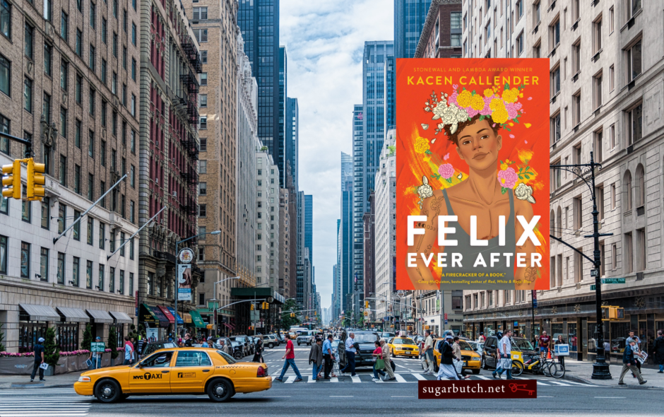 What I'm Reading, including Felix Ever After